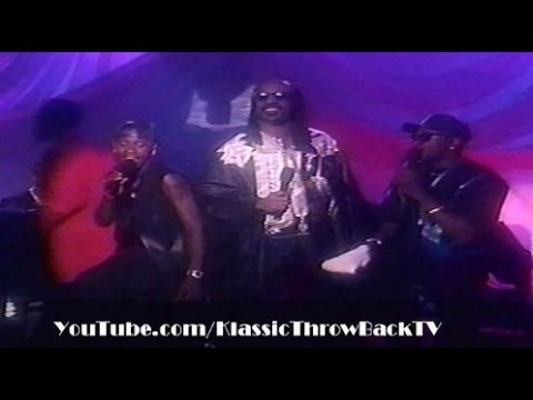 "Jodeci - ""Lately"" Live (1992)"