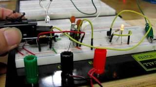 フォトICを使って赤外線センサーを作ってみた。