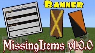 MissingItems v1.0.0 | PocketMine Plugin | Minecraft PE/BE 1.5.0 - 1.11.0 | [Free Download]