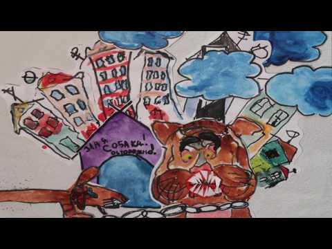 Бульдог и таксик мультфильм
