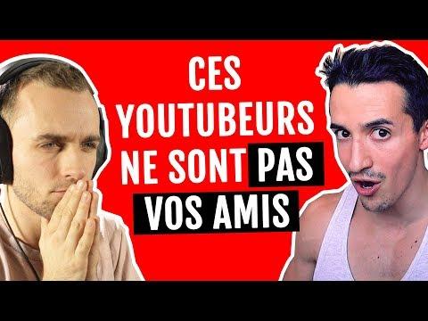 Squeezie vs Tibo Inshape : Les YouTubeurs ne sont pas vos amis