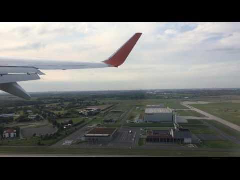 Start Takeoff Boeing 737 - 800 Aeroflot Berlin-Schönefeld Moskau Moscow Москва (SXF-SVO) 31.07.2017