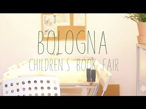 ☆ Bologna Children's Book Fair 2016☆ My experience