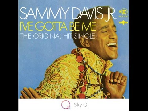 Sammy Davis Jr. - I've Gotta Be Me (Original single version from the Sky Q TV Ad)