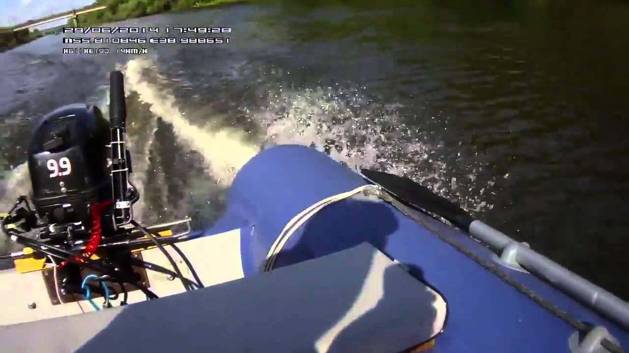 видео обзор лодок моторов