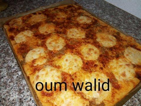 مطبخ ام وليد البيتزا السريعة السائلة