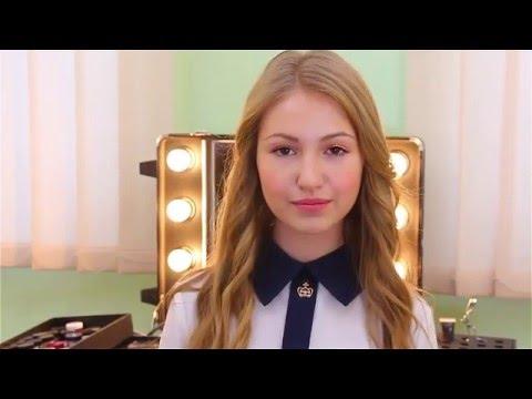Johanna F. Herrstedt inspired makeup tutorial by Anastasiya Shpagina