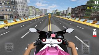 Bike Racing Games - Moto Traffic High Speed - Gameplay Android free games