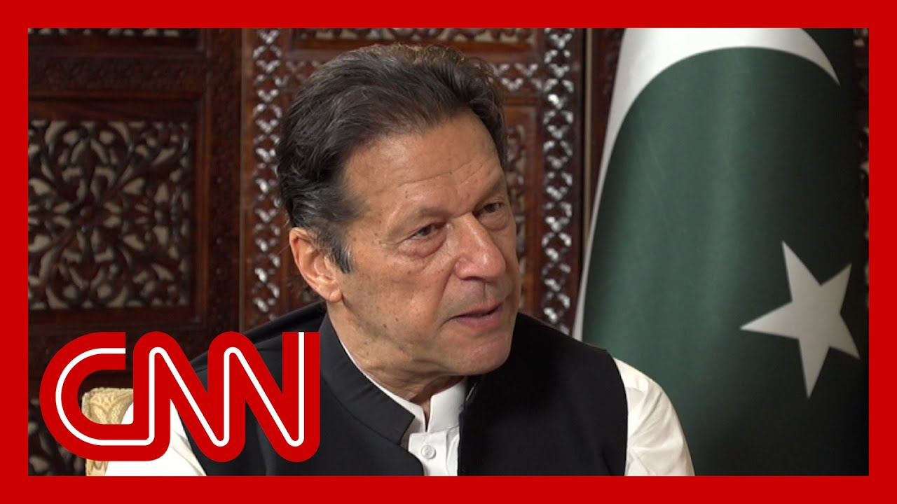 Download Pakistan shares a border with Afghanistan. What does PM think of the Taliban?