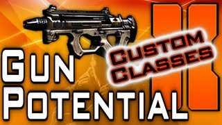 black ops 2 pdw 57 class setup call of duty black ops 2 best classes gun potential ep 3