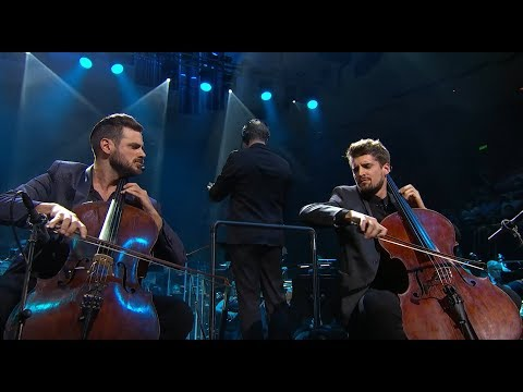 2CELLOS  Cinema Paradiso  at Sydney Opera House