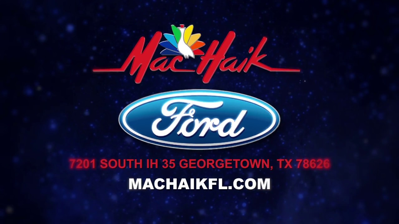 Mac Haik Ford Lincoln Of Georgetown Deals Youtube