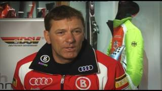 FitLine - Wintersports - Wolfgang Maier - Sports Director Alpine skiing DSV