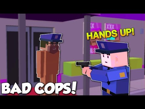 BEING BAD COPS! - Broke Protocol [Ep 7] Alpha Update Gameplay
