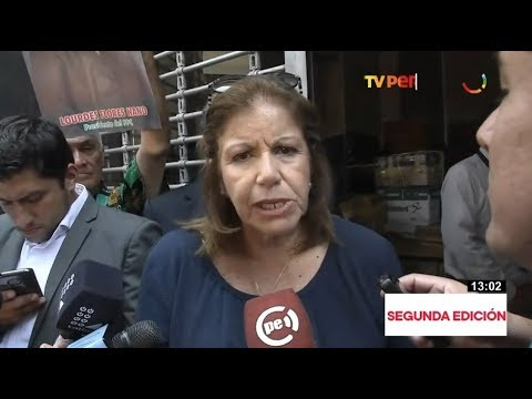 Lourdes Flores afirma desconocer aportes de Odebrecht al Apra
