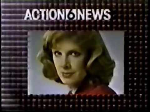 WTVN-TV: (WSYX) Action 6 News at 11pm (1982, Stereo)