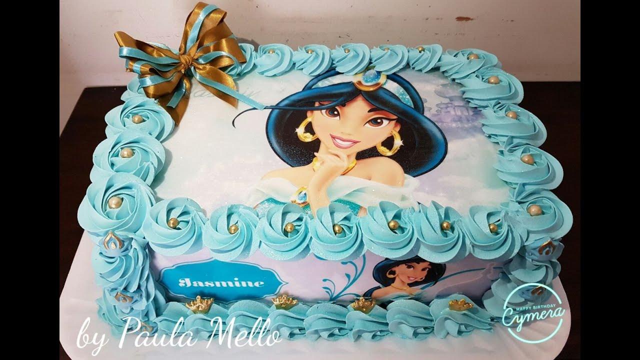 Filhas de Ivete Sangalo e Daniel Cady ganham bolo decorado