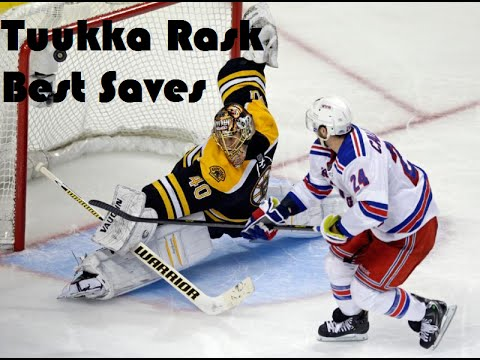 Tuukka Rask Best Saves