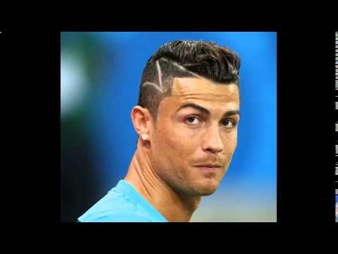 Cristiano Ronaldo Hairstyle Trully Trendsetter YouTube - Cr7 hairstyle 2015 vs serbia