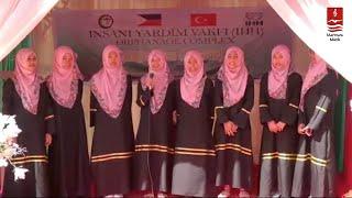 """SÖYLE İSTANBUL""  İHH ""MORO"" YETİMHANESİ"