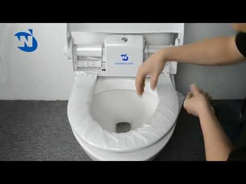 SmartONrus   Замена покрытия на унитазе