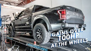 2019 Raptor Gains Over 100HP | Ecoboost Dyno Results | MPT