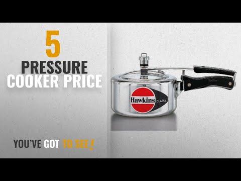 Top 10 Pressure Cooker Price [2018]: Hawkins Classic Aluminum Pressure Cooker, 2 Litres