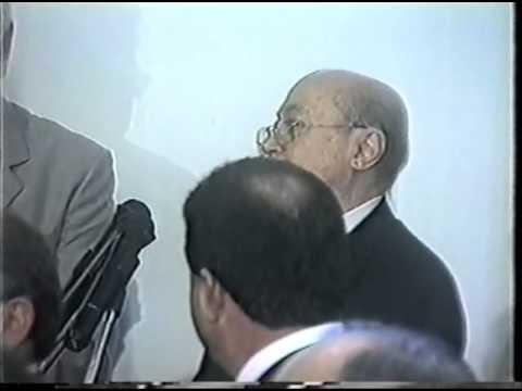 Ministro Roberto Amaral - Posse MCT - 02/01/2003