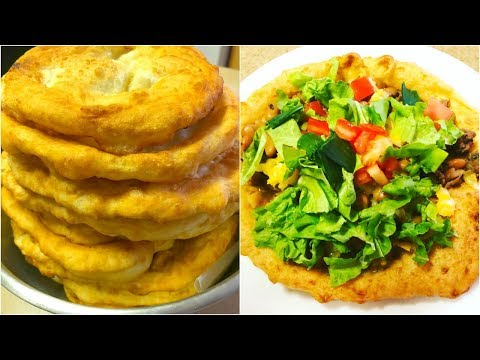 How to make frybread || My Homemade Recipe 2018