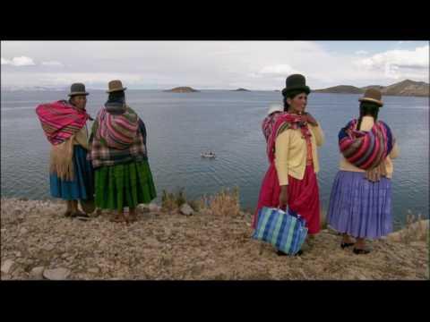 Les secrets engloutis du lac Titicaca