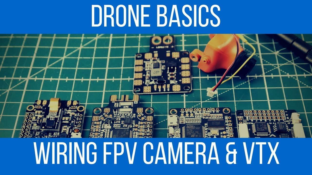 Fpv Gauge Wiring Diagram Calvin Benson Cycle How To Setup And Wire Camera Vtx Under 5 Minutes Youtube