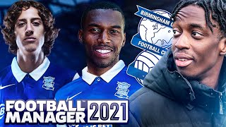 THE NEW S.A.S?? STURRIDGE AND SILVA???  - FOOTBALL MANAGER 2021 - EP #4