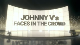 Johnny V - Faces in the crowd interview