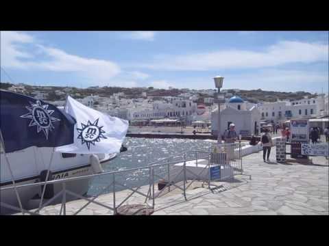 MSC Poesia - Eastern Mediterranean Cruise 2017