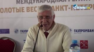 Первый трехкратный Олимпийский чемпион по академической гребле Вячеслав Иванов