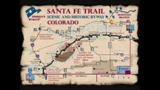 Santa Fe Trail - Sand Creek Massacre Colorado Scenic & Historic Byway