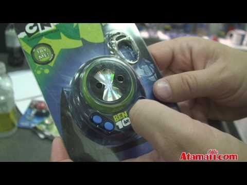 Ben 10 Sound Blaster FX Toy 2011 Preview