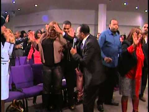 I release you from disease/war in the minds! In the name of Jesus! Bishop Wayne T. Jackson