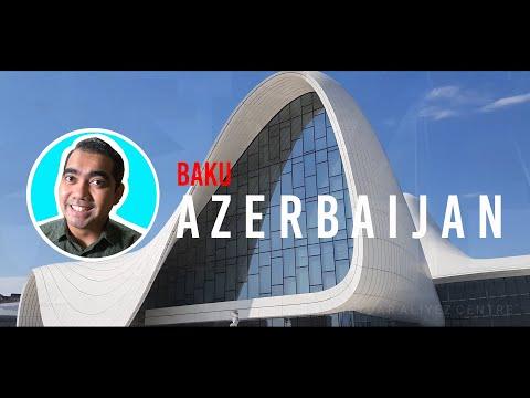 BAKU  I  AZERBAIJAN - 20 JUNE 2018