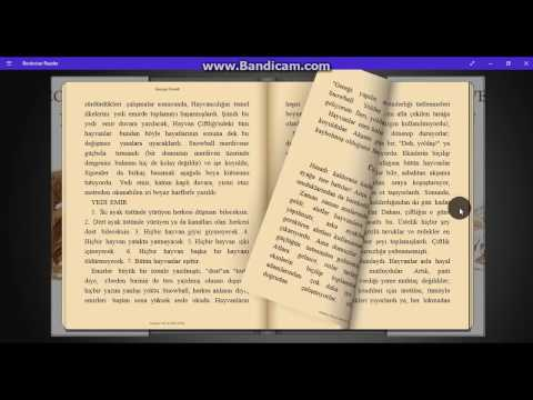 Pdf formatındaki kitabı epub formatına çevirmek