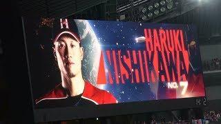 2017年8月5日、札幌ドームでの北海道日本ハムファイターズ公式戦にて、...