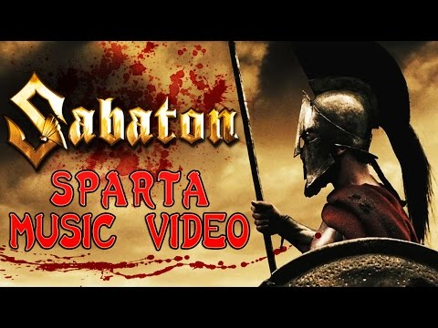 Sabaton - Sparta 300 Music Video