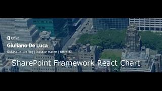 SharePoint Framework React Chart web part