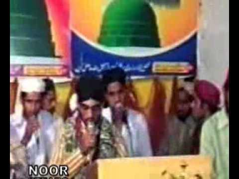 Naseeb Chamke hain farshiyon ke by Muhammad Ali Raza Qadri Naat wikipedia