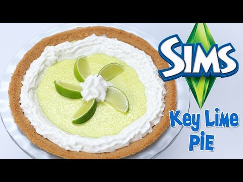 Save THE SIMS KEY LIME PIE - NERDY NUMMIES Pictures