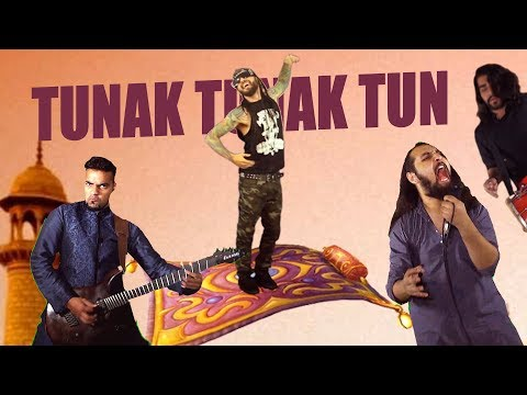 TUNAK TUNAK TUN METAL | Bonde do Metaleiro & Bloodywood