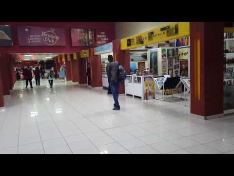 Cuba Havana José Martí International Airport Duty Free Shop