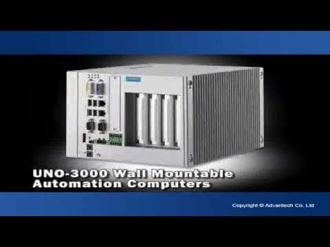 Embedded Automation Computers Overview, Advantech (EN)