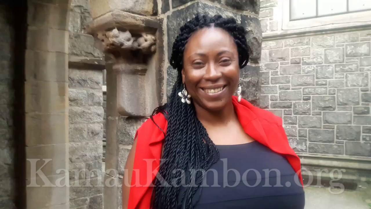 Kamau Kambon Workshop testimonials Meeka