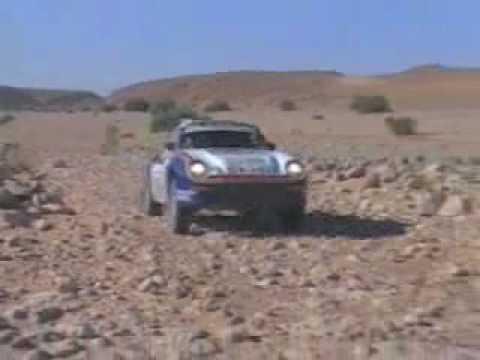 Paris Dakar 1986 - Porsche - Jacky Ickx.mp4